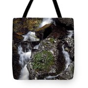 Water Cascading Tote Bag