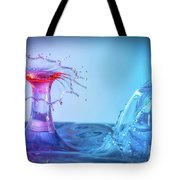 Water Drop 25 Tote Bag
