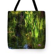 Water Dwellers Tote Bag