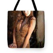 Water Fall Beauty Tote Bag