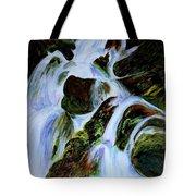 Energy Of Water  Tote Bag