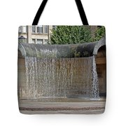 Water Feature - Derby Tote Bag