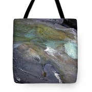 Water Flow Tote Bag