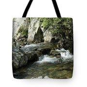 Water Flowing 5 Tote Bag