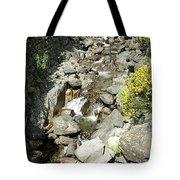 Water Flowing 6 Tote Bag