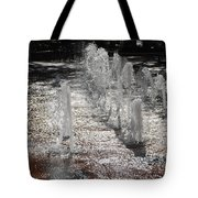 Water Fountain Tote Bag