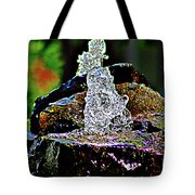 Water From Stone Tote Bag