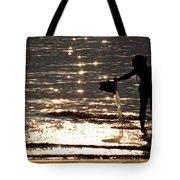 Water Games Tote Bag