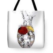 Water Glass2 Tote Bag