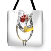 Water Glass3 Tote Bag