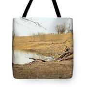 Water Hole 006 Tote Bag