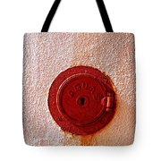 Water Hole 2 Tote Bag