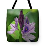 Water Hyacinth Tote Bag
