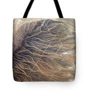 Water Imprints In Desert, Oman Tote Bag