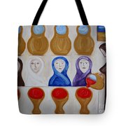 Water Into Wine Tote Bag
