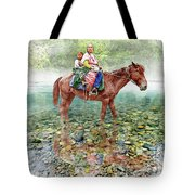 Water Is Life Tote Bag