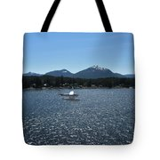 Water Landing Tote Bag