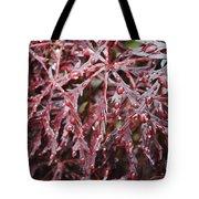 Water Leaf Tote Bag