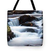 Water Like Mist Tote Bag