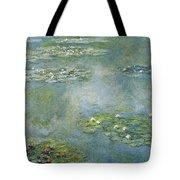 Water Lilies 21 Tote Bag