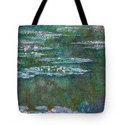Water Lilies 5 Tote Bag