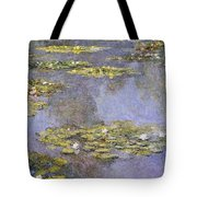 Water Lilies 8 Tote Bag