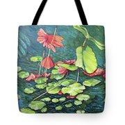 Water Lillies 1 Tote Bag
