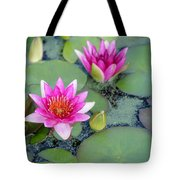 Water Lily #2 Tote Bag
