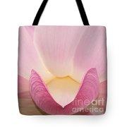 water lily 32 Pink Lotus Macro Tote Bag