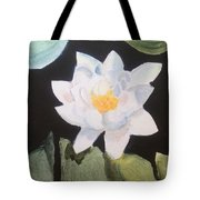 Water Lily 4 Tote Bag