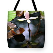 Water Lily I Tote Bag