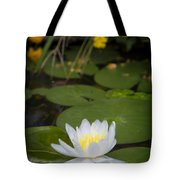 Water Lily IIi Tote Bag