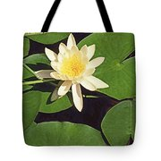 Water Lily I V Tote Bag