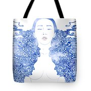 Water Nymph Lxxx Tote Bag
