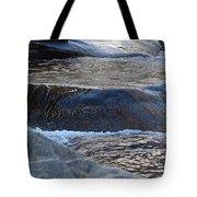Water Ouzel, Middle Fork Kaweah River, Sequioa National Park Tote Bag