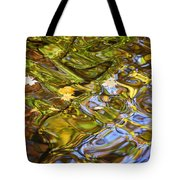 Water Prism Tote Bag by Frozen in Time Fine Art Photography