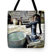Water Pump Tote Bag