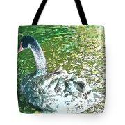 Water Queen Tote Bag