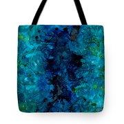 Water Ravine Tote Bag
