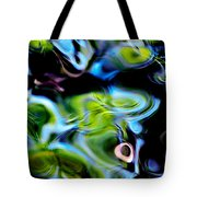 Water Reflection 1135 Tote Bag