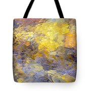 Water Reflection 1144 Tote Bag