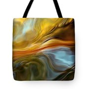 Water Reflections 1064 Tote Bag