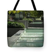 Water Runs  Tote Bag