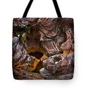 Water Sculpted Tote Bag