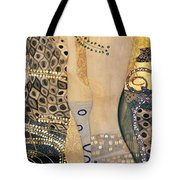 Water Serpents I Tote Bag
