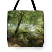 Water Side Tote Bag