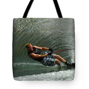 Water Skiing Magic Of Water 11 Tote Bag