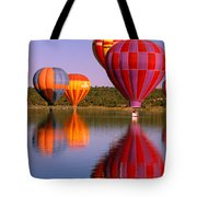 Water Skippers Tote Bag