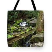 Water Sluice  Tote Bag