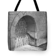 Water Stone Tote Bag